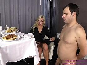 ass porn - Cuckold Meal