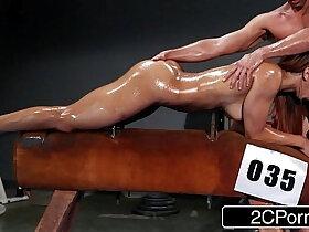 brazilian porn - Gorgeous Brazilian Athlete Sophia Fiore Giving me Head in the Gym