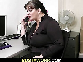 bitch porn - He seduces busty bitch into cock riding
