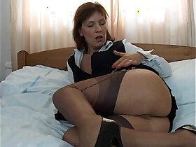school porn - Wendy Stockings