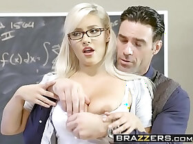 big tits porn - Big Tits at School Math Can Be Stimulating scene starring Kylie Page and Charles Dera