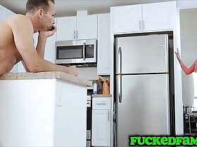 cock porn - Wow Karlie Brooks can not get enough hard stepdad cock