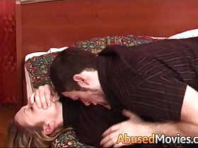 brunette porn - Sexy Brunette woman Getting Her Snatch Violated And Forced To Fuck