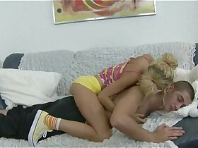 brother porn - Sister Wakes Up Brother For Sex