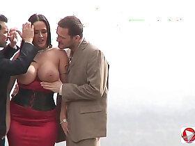 anal porn - Carmella Bing Anal Group Public Sex Before Home HD
