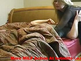 action porn - Horny brunette MILF Sucks Fucks Her Step Son More MILF Action At hotmilfs.co.nr