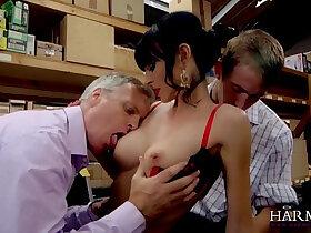 milf porn - Franki, the hottest MILF working slut