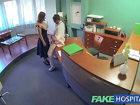 doctor porn - FakeHospital Doctors compulasory health check