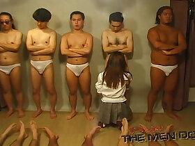 blowjob porn - Bukkake Highschool Lesson Japanese uncensored blowjob