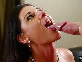 cum swallow porn - India Summer Swallows