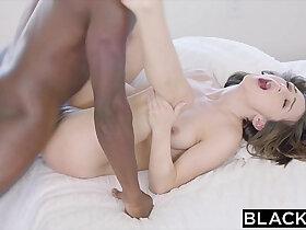 black porn - BLACKED Young intern begins a hot arrangement with a sugar daddy