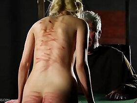 blonde porn - The Girl Love Skinny blonde slut gets in trouble