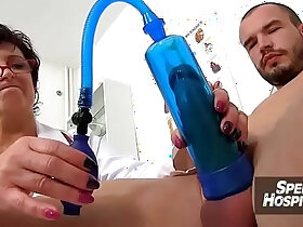 dirty porn - Sex and huge tits at hospital feat. dirty doctor Silvy Vee