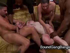 babe porn - Tattooed babe gets double penetration