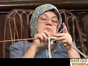 big cock porn - Old Grandma Accepting Big Cock