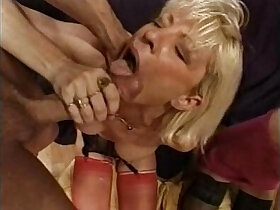 french porn - nasty french grannies and guys