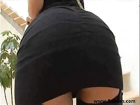 redhead porn - Redhead Kylee Strutt Stockings