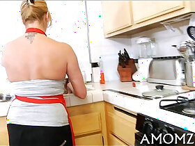 girl porn - Enchanting mom in a thrilling act