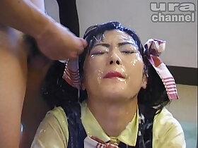 19 year old porn - Bukkake festival 19 Japanese uncensored bukkake