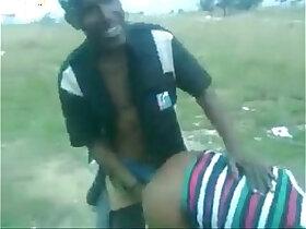 african porn - Msanzi Outdoor Fuck