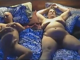 cheating porn - Husband cheats on pregnant wife plays with fuck buddy