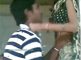 aunty porn - aunty fucking hard with boy when her husband not there