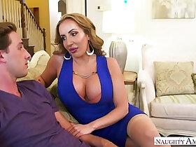 american porn - MILF Richelle Ryan needs cock! Naughty America