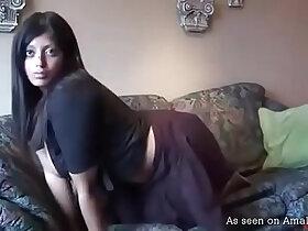 boobs porn - Hot Desi with HUGE natural boobs masturbates