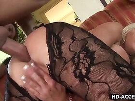 anal porn - Blonde Savannah Gold Getting Anal