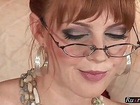 glasses porn - Marie McCray Solo solo, toy, masturbate, pornstar, hd, glasses