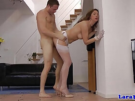 cougar porn - Pulled young guy drills posh euro cougar