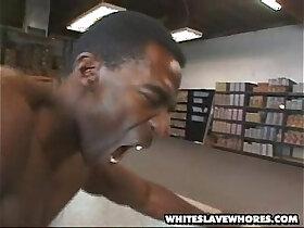 black porn - Black boss white secretary