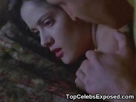 celebrity porn - Salma Hayek Sex Scene!