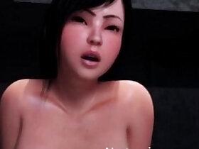 3d porn - 3D Big Tits Anime Girl