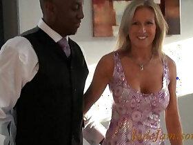 cheating porn - Interracial hardcore cuckold birthday fuck Jade Jamison DFWKight