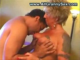 german porn - German Granny Fucked
