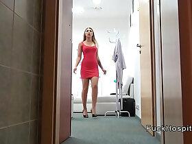 banged porn - Serbian patient bangs doctor