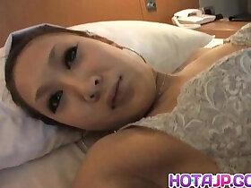 dark porn - Yuki Kagami with choco dark nipples rides woody