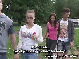 party porn - Young Sex Parties Teens Rita Milan, Foxy having a home fucking party