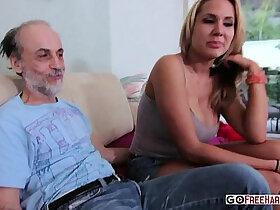 dirty porn - Alanah Rae Dirty Old Man Lucks
