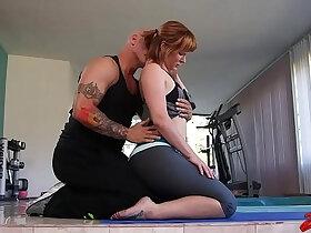 enjoying porn - Claire Robbins Enjoys Namaste XXX