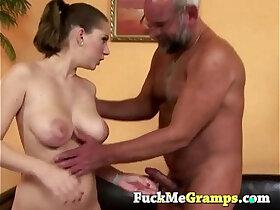 big cock porn - Alice sucking old big dick
