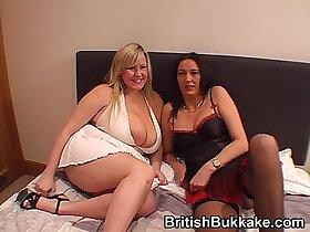 amateur porn - Amateur party with mature woman