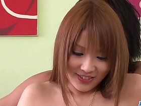 babe porn - Top porn session for Japanese lingerie babe Rinka Aiuchi
