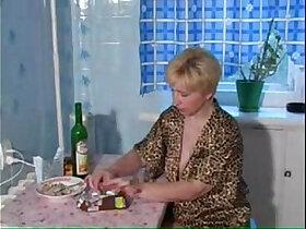 german porn - Granny