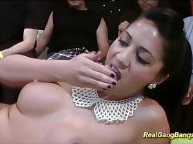 babe porn - extreme fist gangbang babe