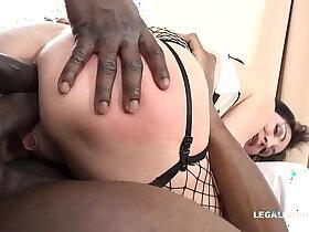 anal porn - Italian Milf Sissy Neri Takes all the Big Black Cock she can handle.