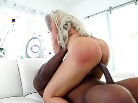 bbc porn - Glamorous MILF Nine Elle drilled by bbc