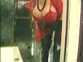 bathroom porn - Wendy Whoppers Bathroom Solo