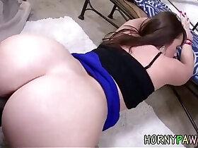 ass porn - Perfect White Thick Ass Fucks